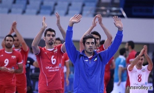 ایران قهرمان آسیا شد // تبریک به همه هوادارا