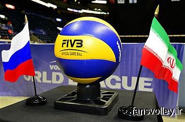 ایران3-1روسیه