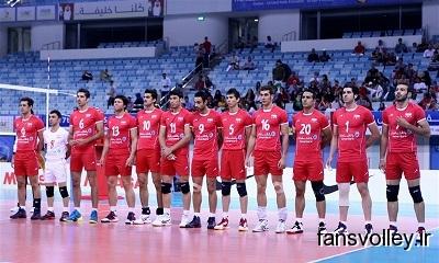 ایران در نیمه نهایی آسیا//لبنان زنگ تفریح قبل از ژاپن