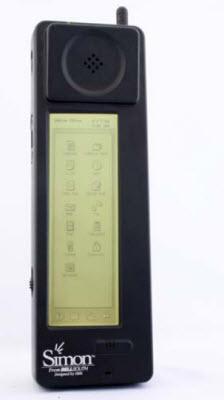 نخستین تلفن همراه هوشمند