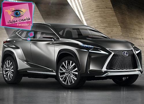 New HD Pic Of Lexus LF-NX