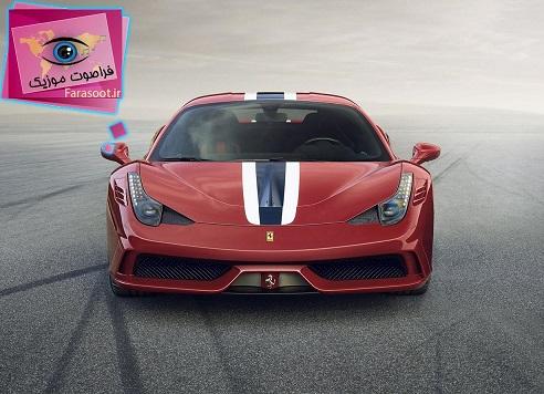 New HD Pic Of Ferrari 458 Speciale