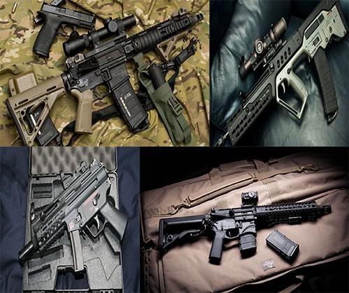 جدیدترین و بهترین والپر های با کیفیت از اسلحه ها