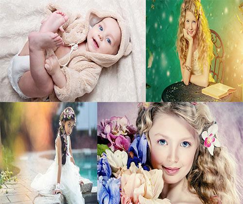 جدیدتررین و زیباترین عکس های بچه های ناز