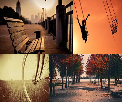 جدیدترین و بهترین عکس های تنهایی
