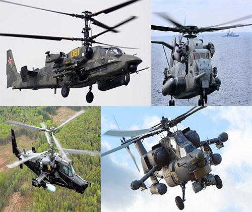 جدیدترین و بهترین والپر ها از هلیکوپتر های نظامی