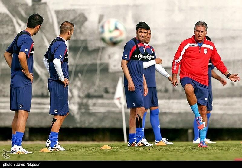 کارلوس کی روش تغییر نسل تیم ملی را استارت زد