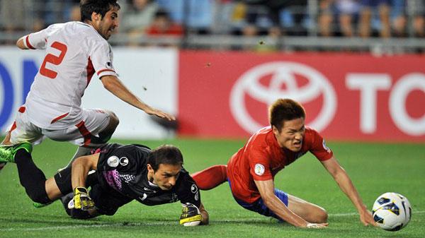 لشکرکشی ۱۶۰ نفره: تیم ملی کره جنوبی به تهران خواهد آمدلشکرکشی ۱۶۰ نفره: تیم ملی کره جنوبی به تهران خواهد آمد
