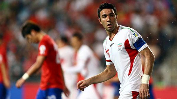 کاپیتان ارزشمند تیم ملی ایران