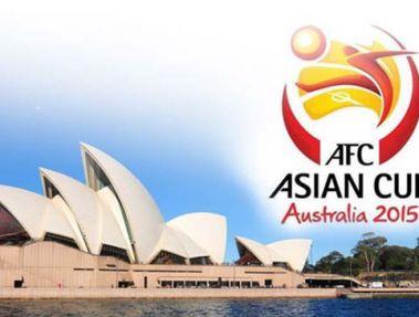 اعلام برنامه رقابتهاي جام ملتهاي آسيا 2015