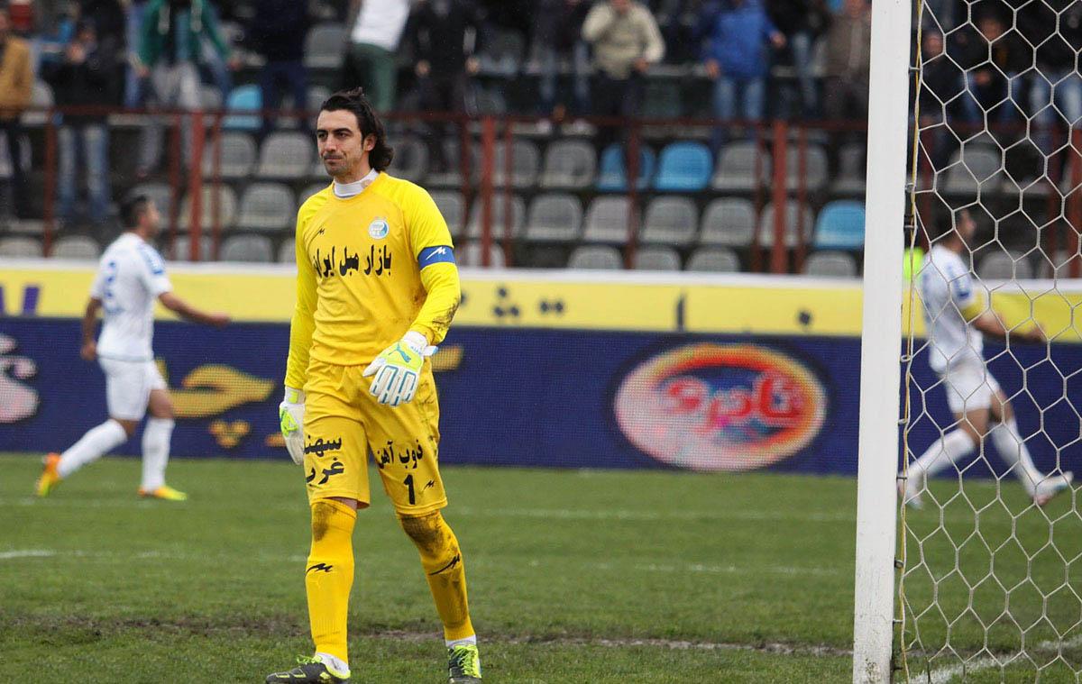 رحمتی و خداحافظی با تیم ملی