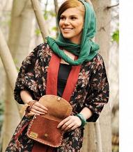 مدل های جدید و زیبا از لباس دخترانه ایرانی  2013