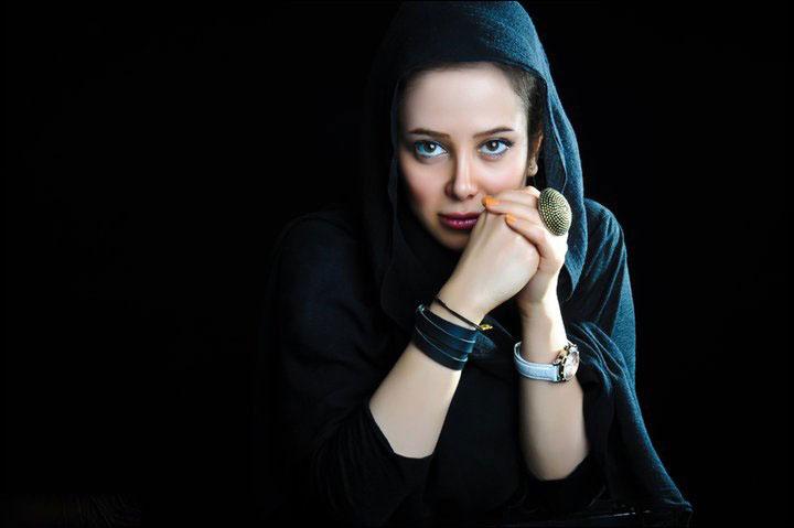 بیوگرافی و عکس های جدید الناز حبیبی و همسرش