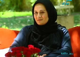 پریوش نظریه (مدینه) در برنامه خوشا شیراز - عید فطر ۹۳