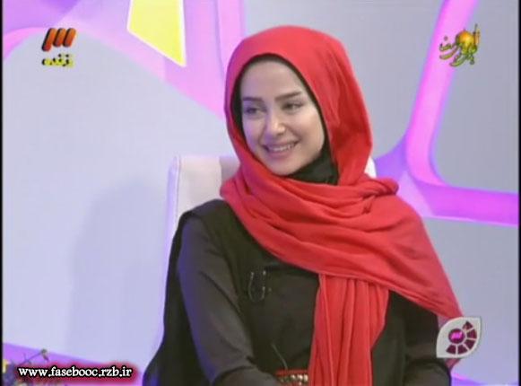 مصاحبه با الناز حبیبی در برنامه گلخانه