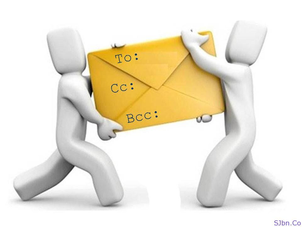 گزینه های To و CC و BCC در هنگام ارسال ایمیل