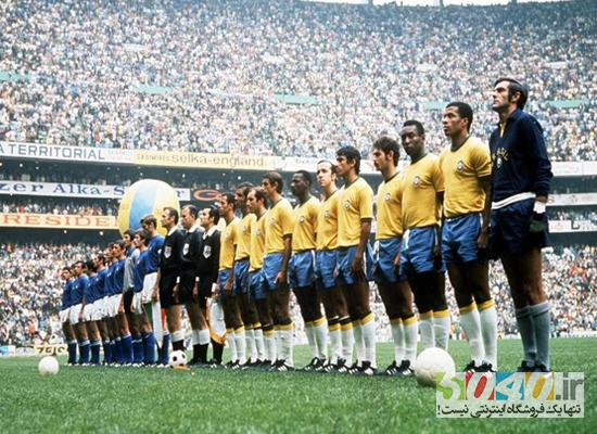 تاریخچه جام های جهانی فوتبال
