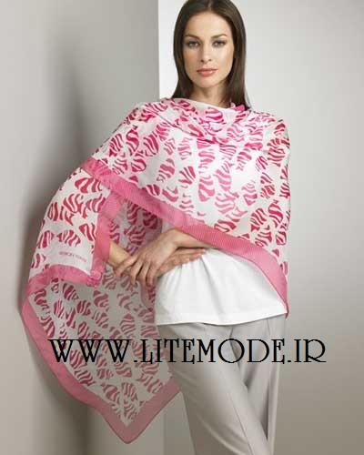 مدل شنل و شال زنانه ۲۰۱۴