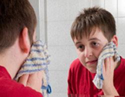 بهداشت شخصی نوجوانان در زندگی