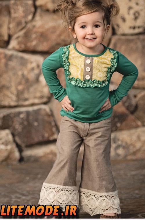 مدل لباس دخترانه پاییزی,مدل لباس پسرانه پاییزی