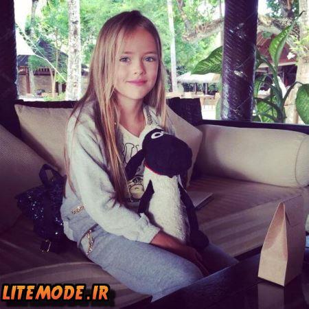 عکس های جدید کریستینا,کریستینا دختر 9 ساله جذاب