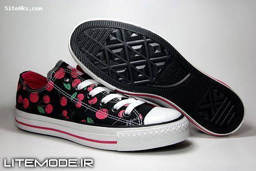 مدل کفش های All Star دخترانه ۲۰۱۳