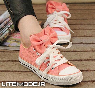 کفش های دخترانه تابستانی ۲۰۱۳