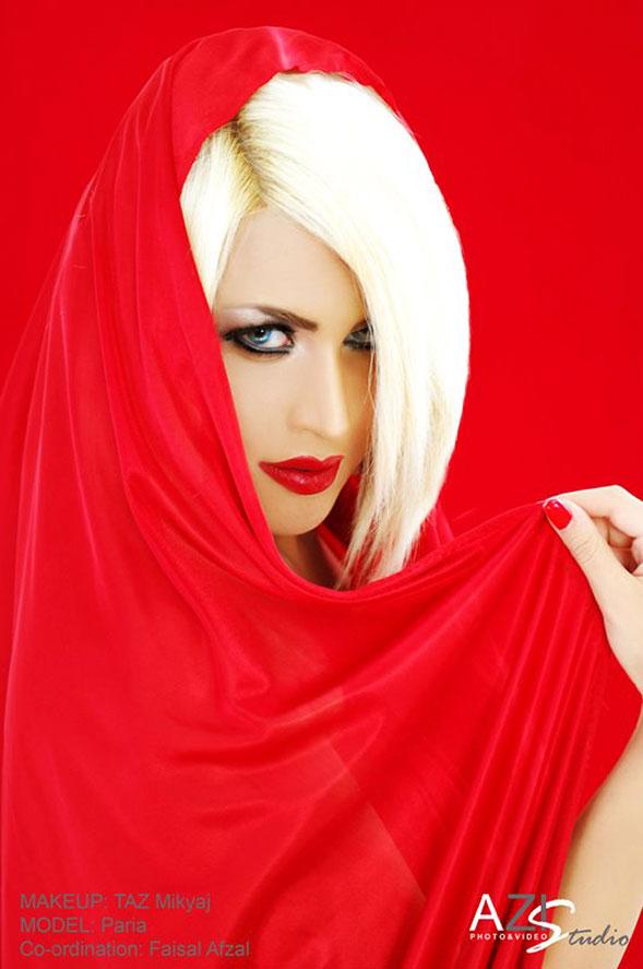 عکس های جدید پریا عرب زاده