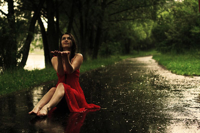 دلم میخواد بارون بباره