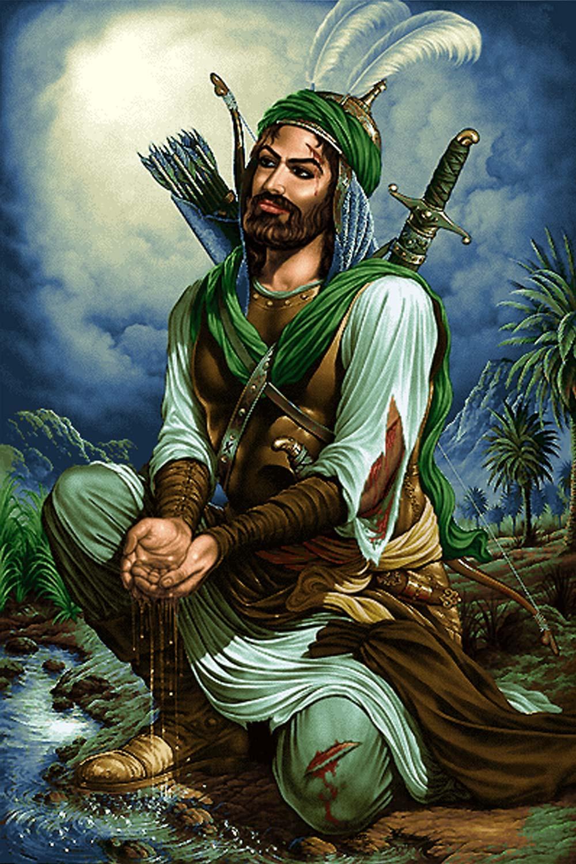 دانلود کلیپ دیدار با حضرت ابوالفضل سیاحت غرب