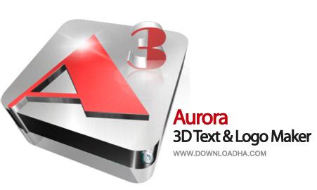 طراحی.طراحی چت روم.طراحیهمه چی.نرم افزار طراحی .طراحی سایت.طراحی ...aura 3D Text Logo Maker طراحی لوگو و متون سه بعدی با Aurora 3D Text &