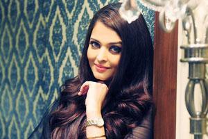 آیشواریا ستاره زن سینمای هند در یک فیلم ایرانی