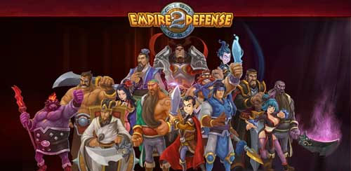 Empire Defense II v1.3.7 – Unlimited Money Rating