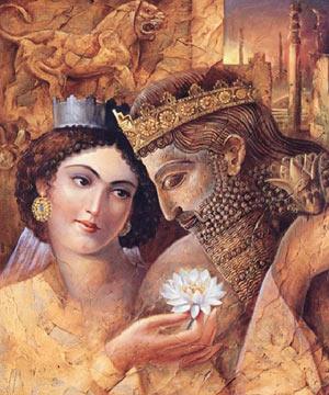 اس ام اس تبریک سپندارمذگان روز عشق ایرانیان