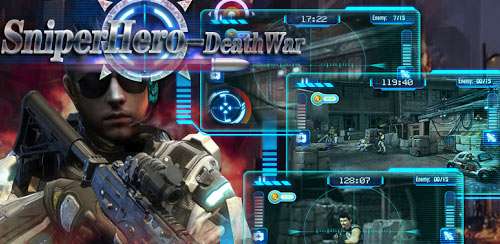 دانلود بازی  Sniper Hero – Death War v1.0