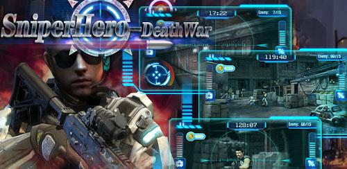 دانلود بازی  Sniper Hero – Death War v1.0