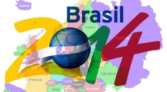 قرعهکشی جام جهانی  ۲۰۱۴  (new)