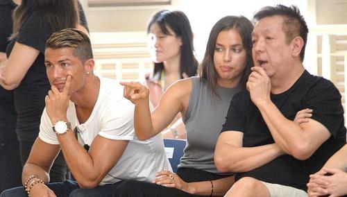 عكس هاي دوست دختر رونالدو __fifapix.rozblog.com__