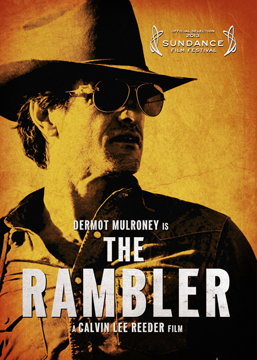 capa The Rambler (Blu Ray)
