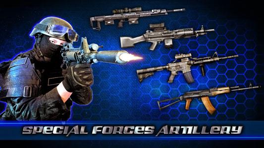 دانلود Mountain Sniper Killer 3D FPS v1.1 - بازی تک تیرانداز کوهستان اندروید + نسخه پول بی نهایت