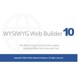دانلود رایگان برنامه طراحی سایت WYSIWYG Web Builder 10