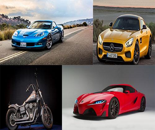عکس های بسیار زیبا از انواع ماشین