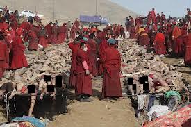 جنایت بودایی های میانمار علیه مسلمان
