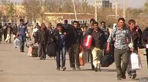 دغدغه ی مهاجران افغانستانی برای بازگشت
