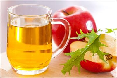 پیام پزشکی درباره سیب و چای سبز