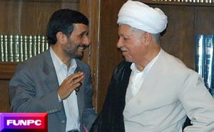 احمدینژاد در مجمع تشخیص مصلحت