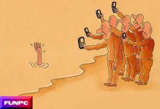 فرهنگ استفاده از موبایل به سبک خودمونی