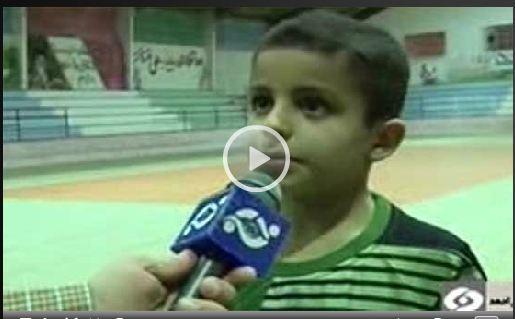 پدید جدید فوتبال ایران اینبار در کهگیلویه در گچساران کلیک