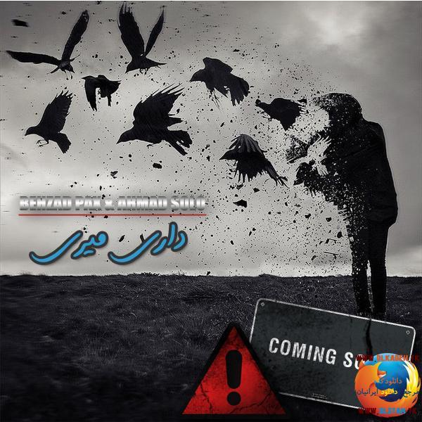 داری میری از بهزاد پکس و احمد سولو