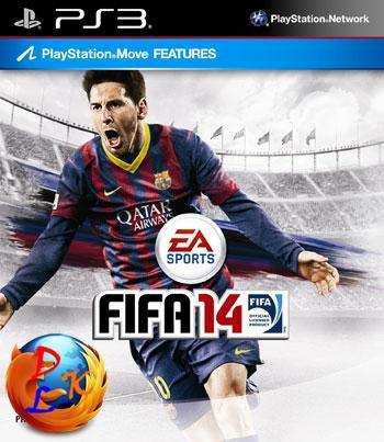 دانلود بازی FIFA 14 برای PS3